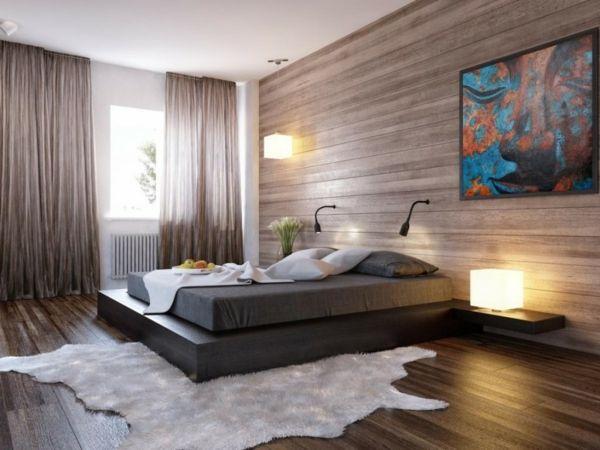 Das Schlafzimmer komplett gestalten - 12 gemütliche Interieurs ...