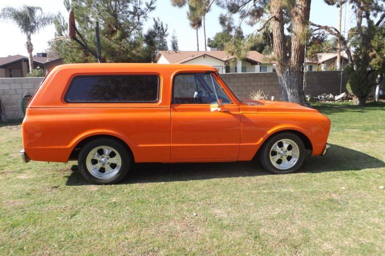 1972 Gmc Jimmy 71 Gmc With 1968 Chevy Front Clip For Sale 1789884 Gmc Classic Gmc Jimmy