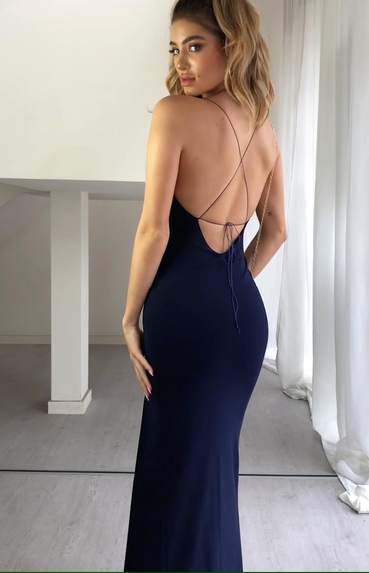Alissa Formal Dress Midnight