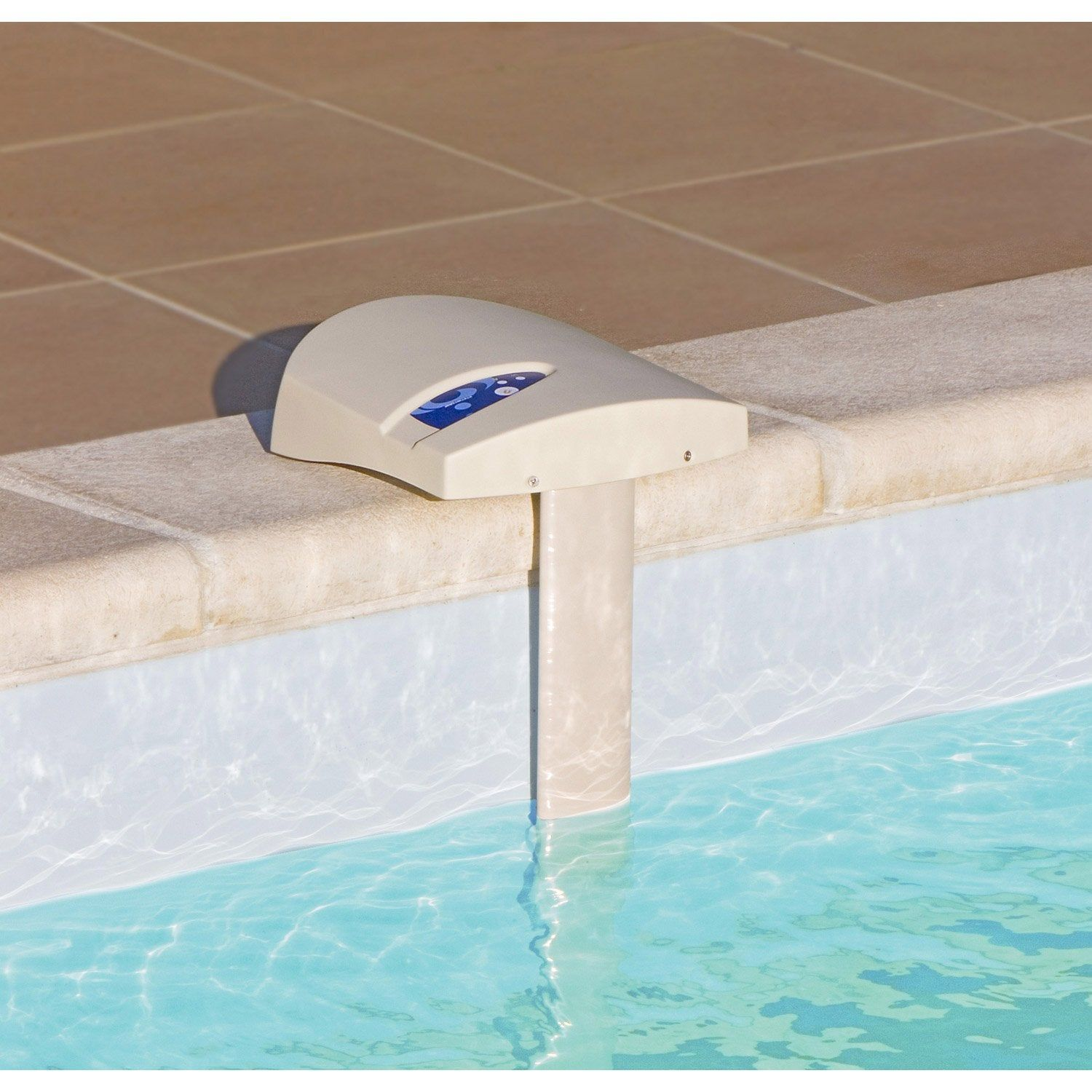Kit Alarme Pour Piscine Enterree A Immersion Visiopool 20m2