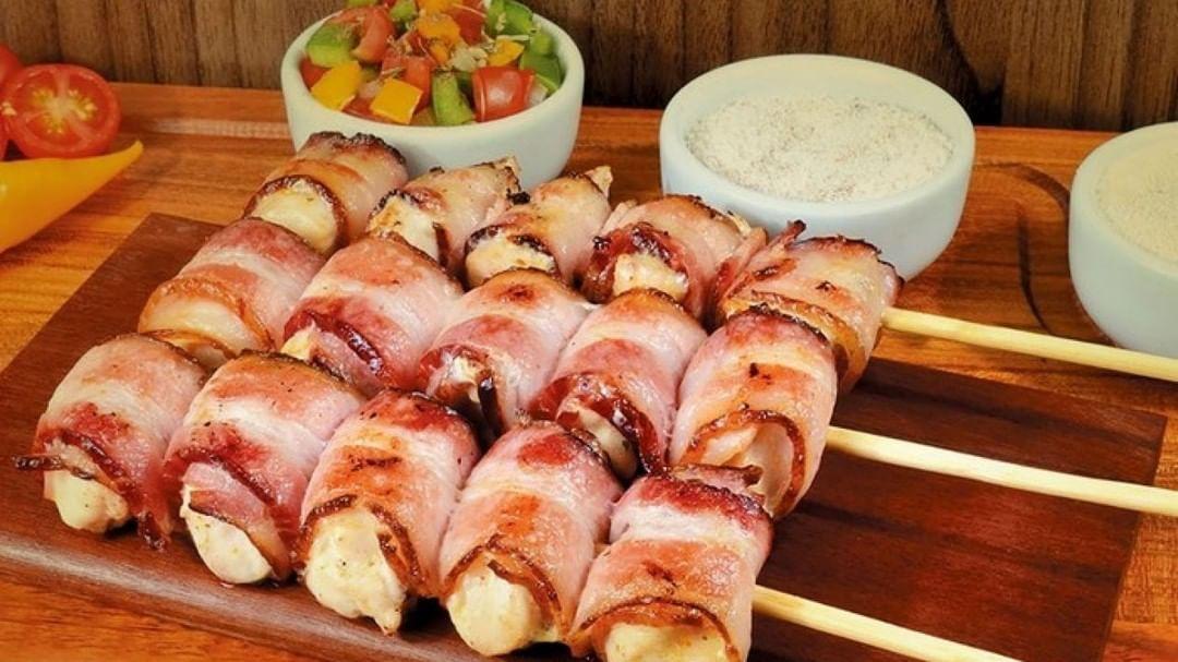 Photo of Bacon Chicken Medallion Recipe