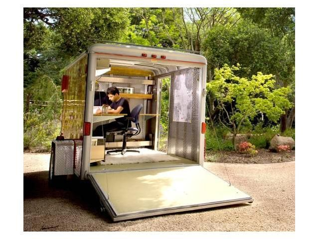 Wells Cargo Mobile Office Architecture Love Pinterest Wells