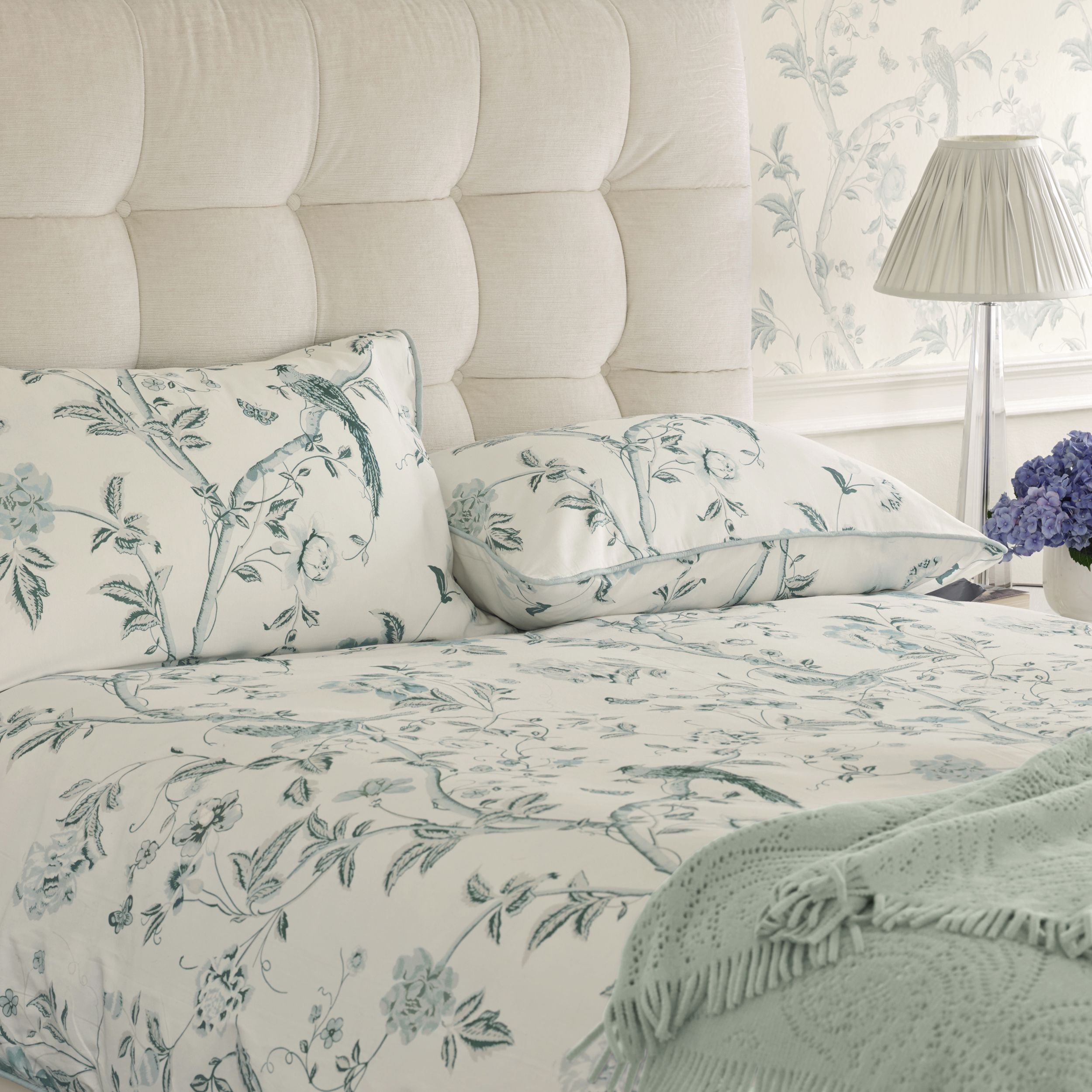 Summer Palace Duvet Cover At Laura Ashley Bedroom