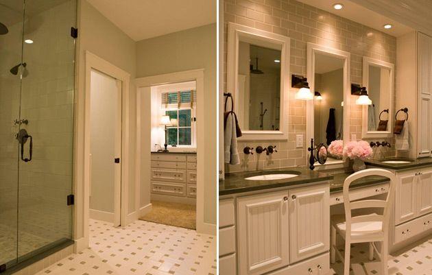 The Inman Company Master Suite Remodel Cabin Bathrooms Master Bedroom Bathroom
