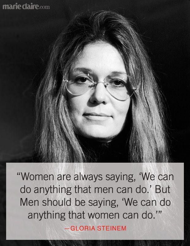 8 Times Gloria Steinem Said What Women Were Thinking ...