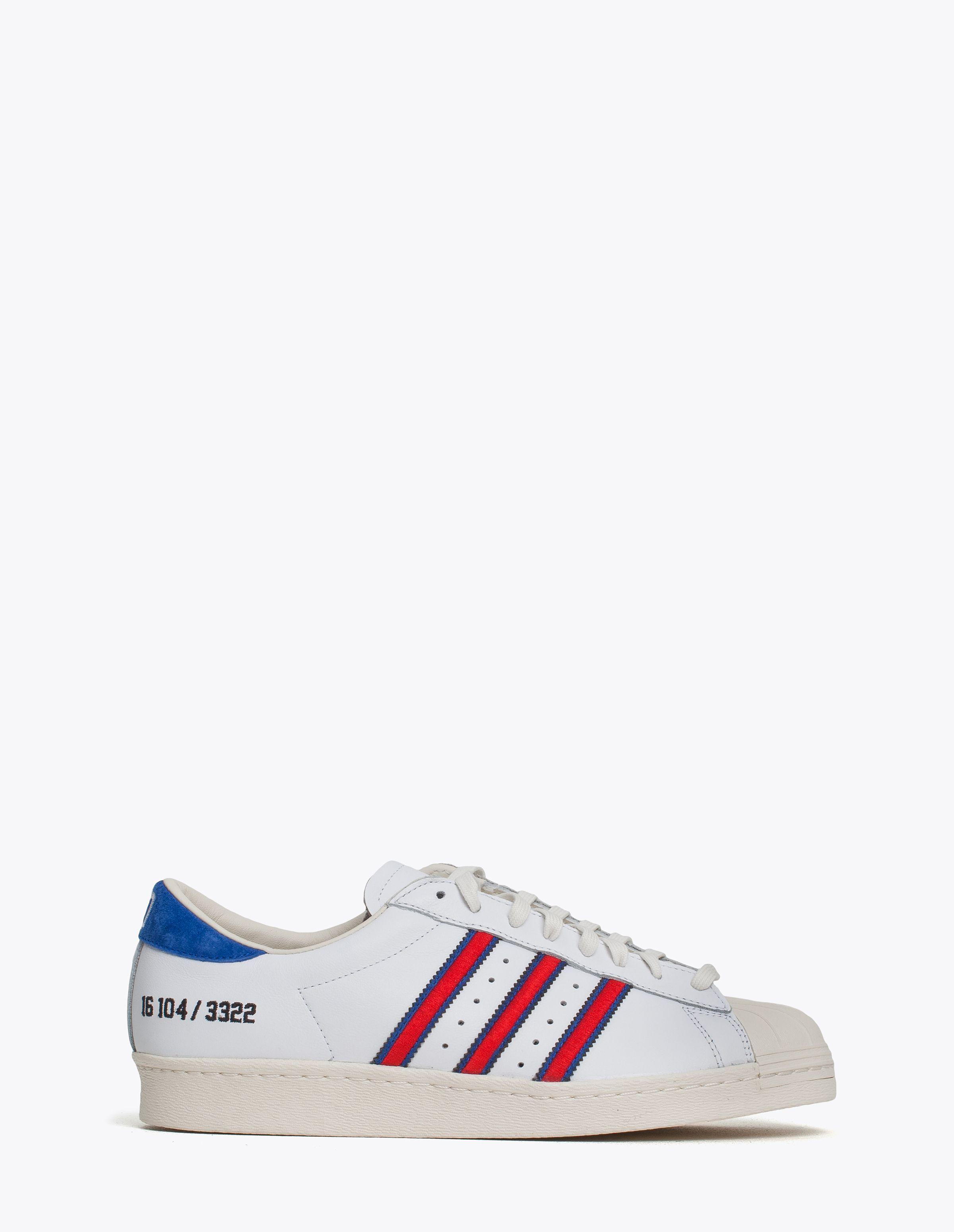 Adidas Originals - Superstar 80V D-Mop White   TRÈS BIEN   what the ... 95a26fea191f