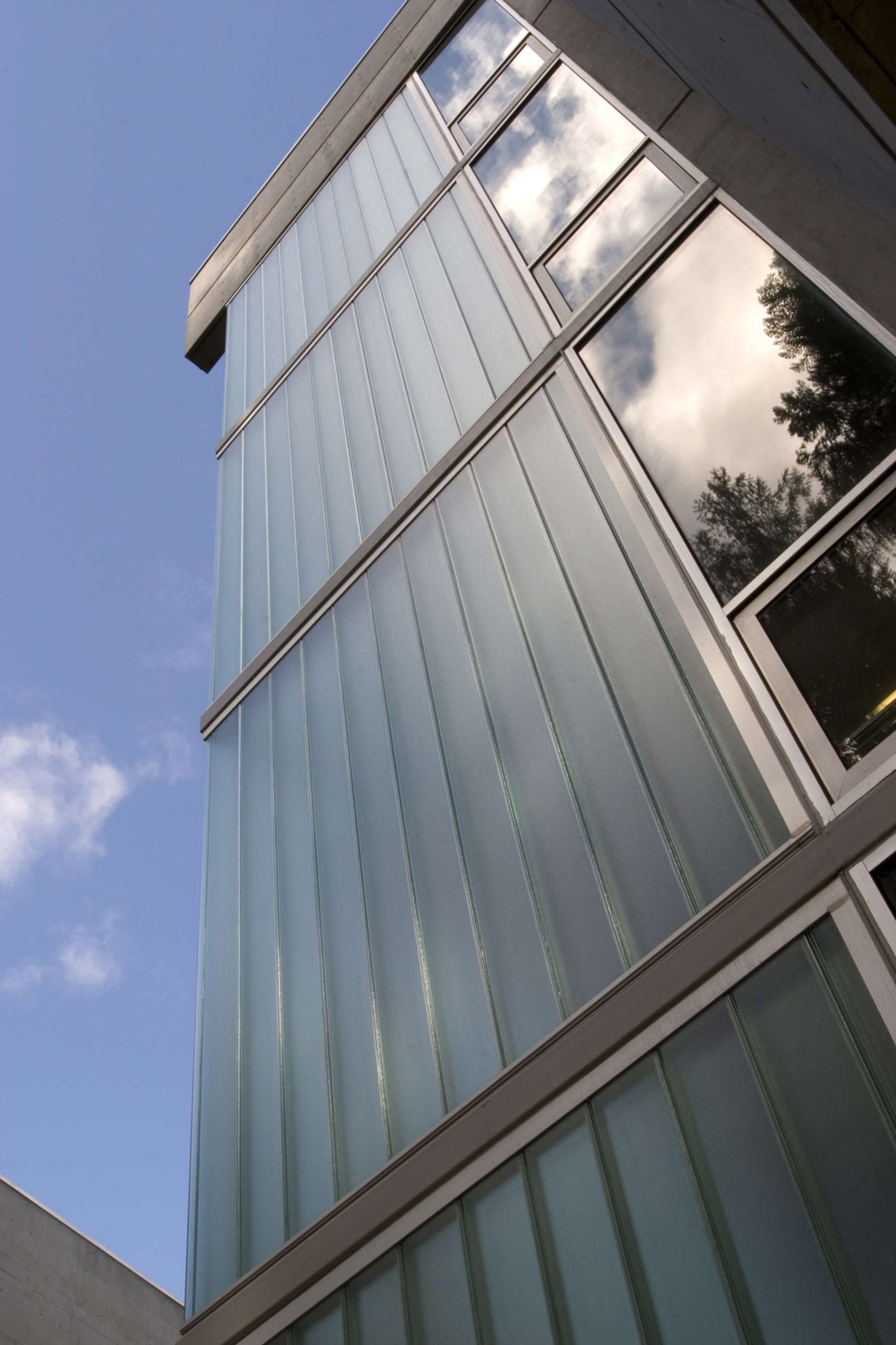 Pilkington Profilit Translucent Channel Glass System Architecture Ceramique Hall