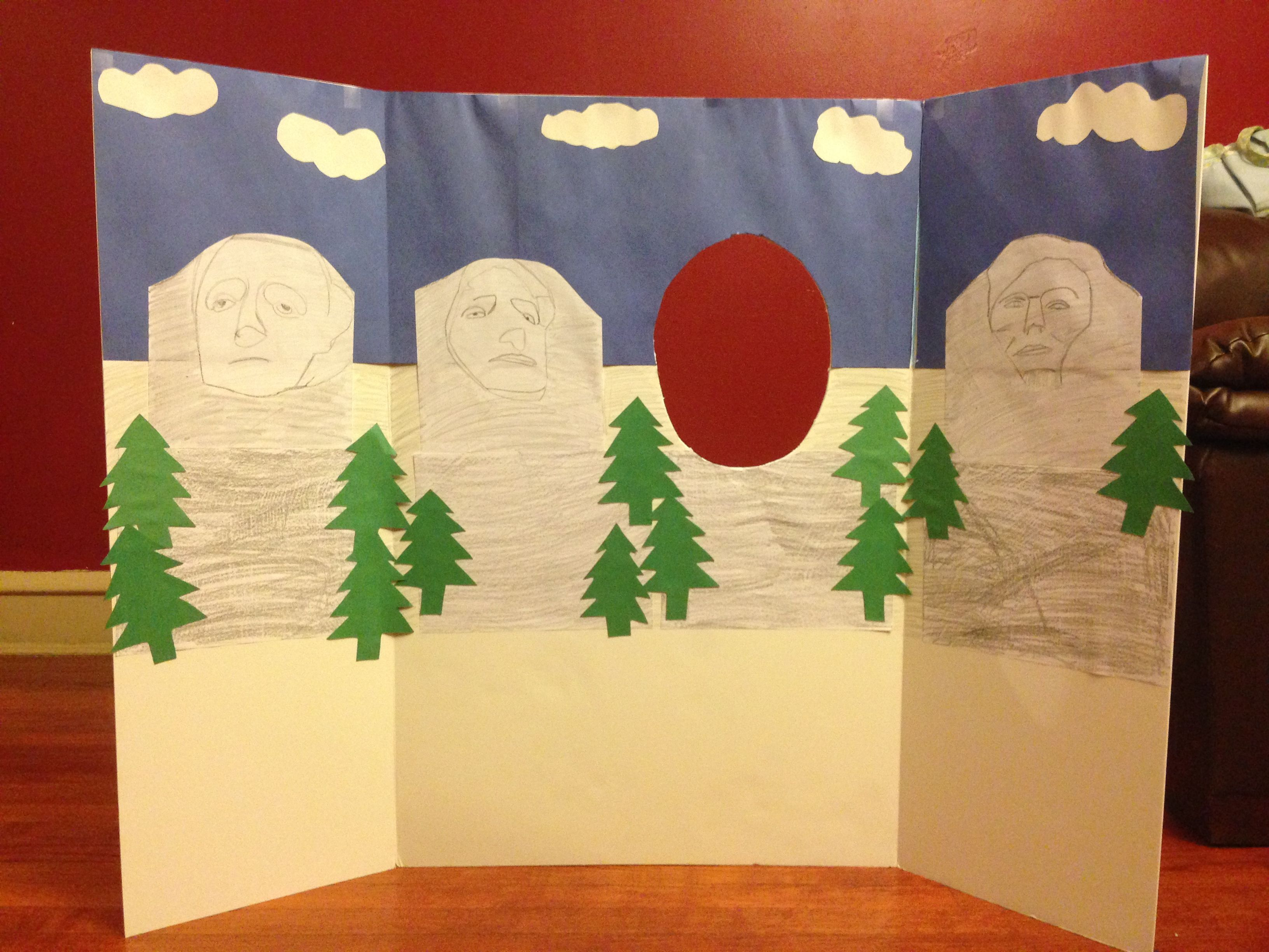 Mount Rushmore My Son Had Contribute To The Wax Museum