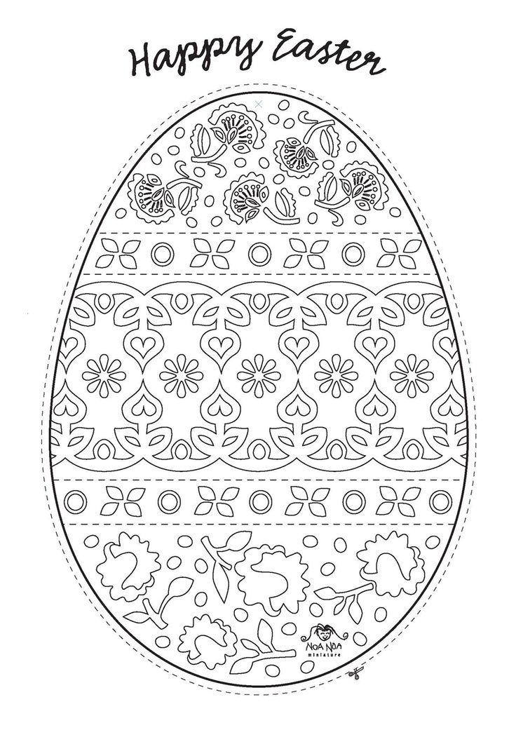 Free Easter Colouring Pages | Easter colouring, Free printable and ...