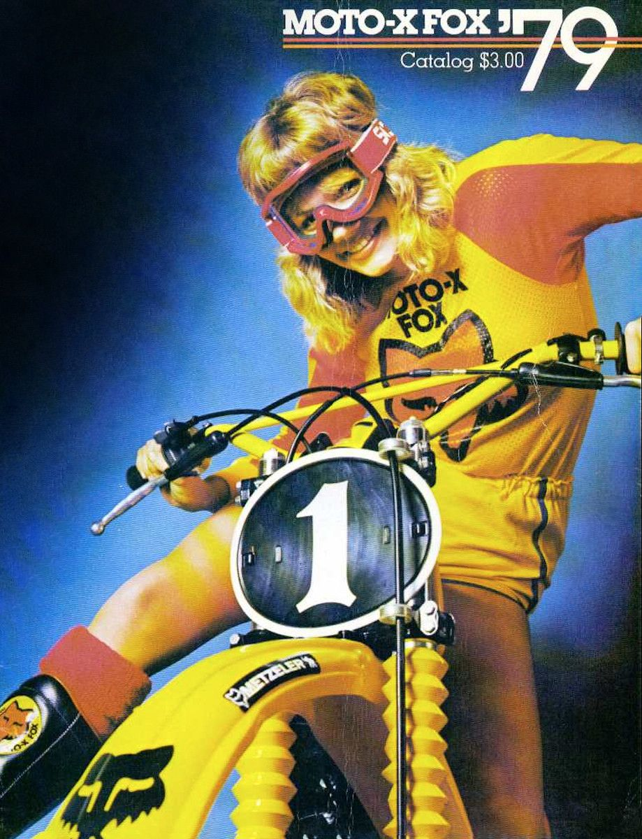 a77ab3c880a Moto Gear History Part V  Fox Racing 1974-1989 In this installment ...