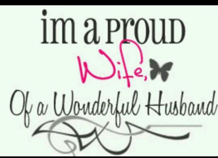 Proud Wife So Thankful To My Lord For The Best Husband