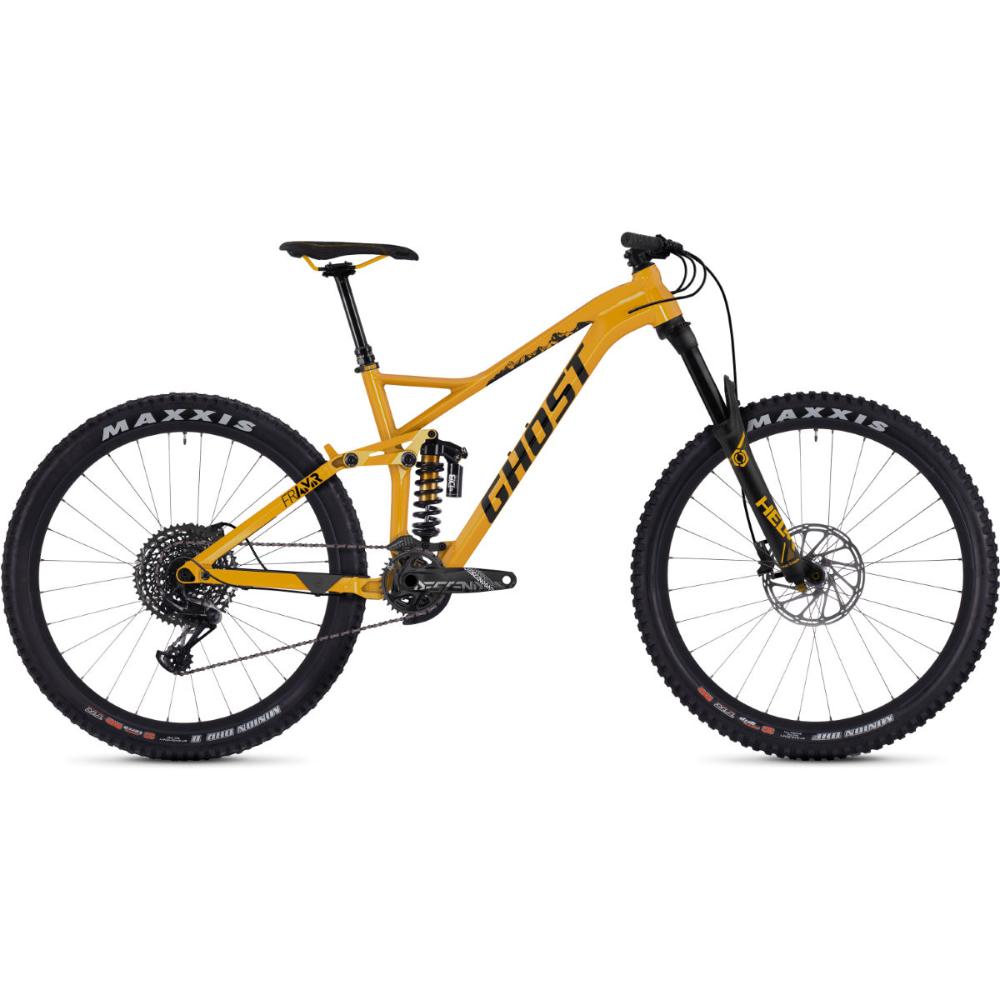 Ghost Fr Amr 8 7 2019 Full Suspension Bike 50cm 19 75 Stock
