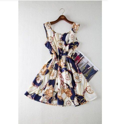 74f27f62f58 Dámské krátké letní šaty levné s koly – Velikost L Na tento produkt se  vztahuje nejen zajímavá sleva