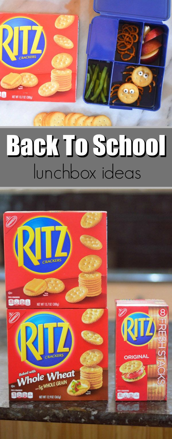 Stock Up & Save on RITZ Crackers With Ibotta Ritz