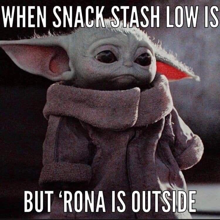 Pin By Mariana Elizondo On Baby Yoda Yoda Funny Yoda Meme Funny Memes