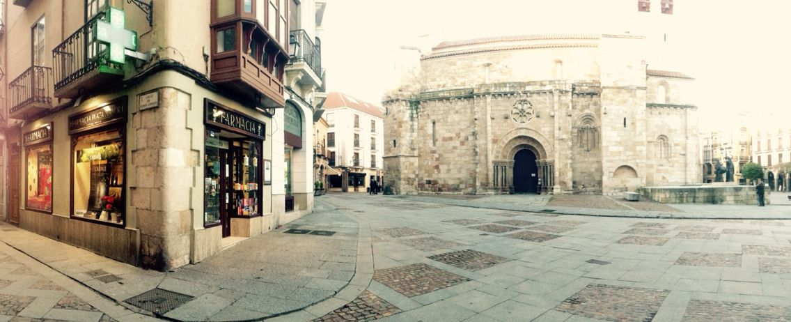 Nuestra querida plaza