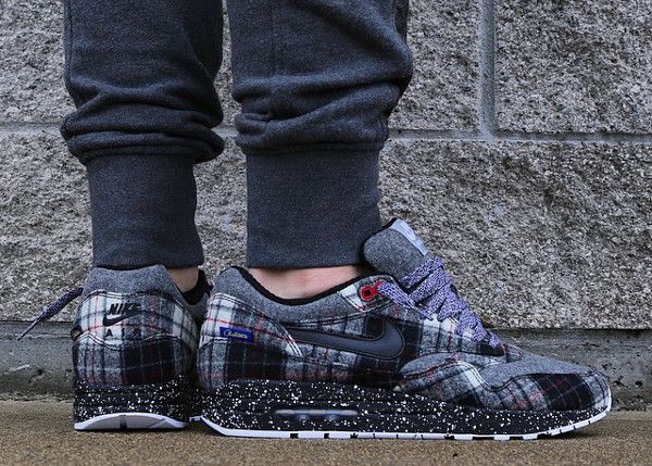 I really want to get some of these Pendleton Nike Air Max 1's. I designed my own pair with Nike ID But I'm not sure I want to spend $170 on them...