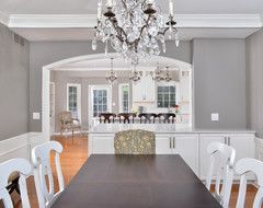 Sherwin Williams Dovetail Dining Room  Cic Hc Dining Room Custom Dining Room Colors Sherwin Williams Decorating Design