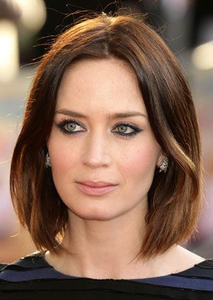 Emily Blunt is just so pretty
