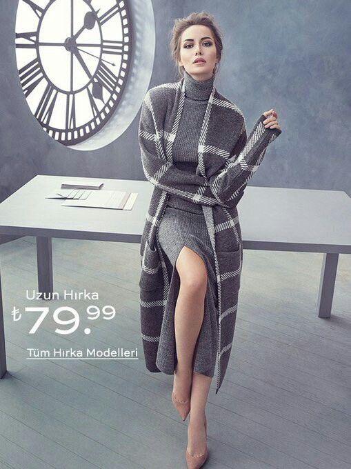 980b000def7d1 Fahriye Evcen Koton #koton #style | Fashion in 2019 | Ünlülerin ...