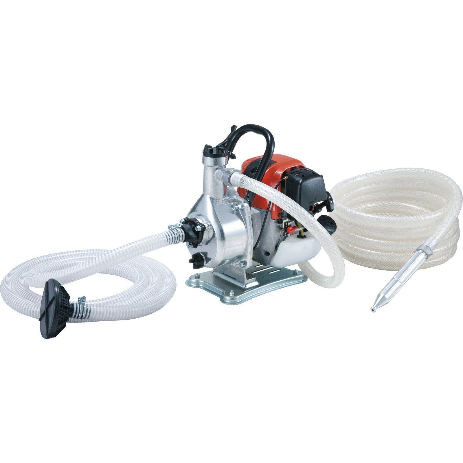 Motopompe Thermique 4 Temps Makita Mp335 4z 33 5cc 780 L H Produits Reservoir Produit
