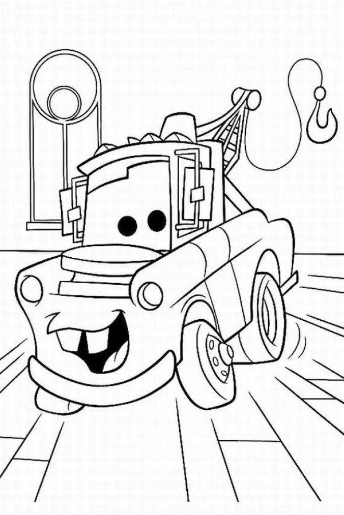 Top 25 Free Printable Colorful Cars Coloring Pages Online Monster Truck Coloring Pages Truck Coloring Pages Cartoon Coloring Pages