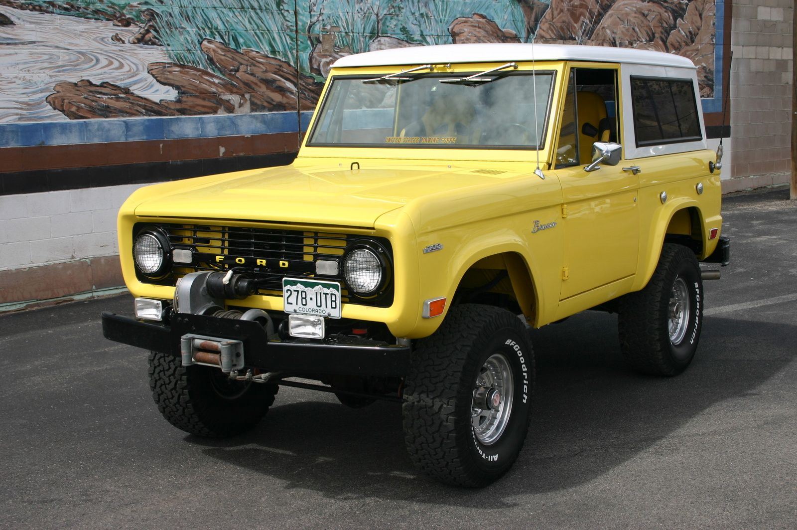 Ford bronco 1968 ford bronco pictures cargurus