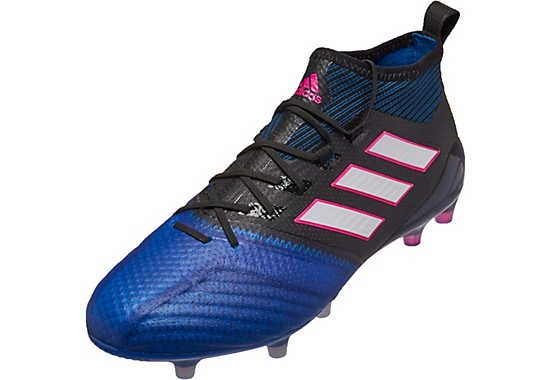 e87c9f846588 Buy the adidas Ace 17.1 Primeknit shoes from the blue blast pack. They re  at SoccerPro right now.