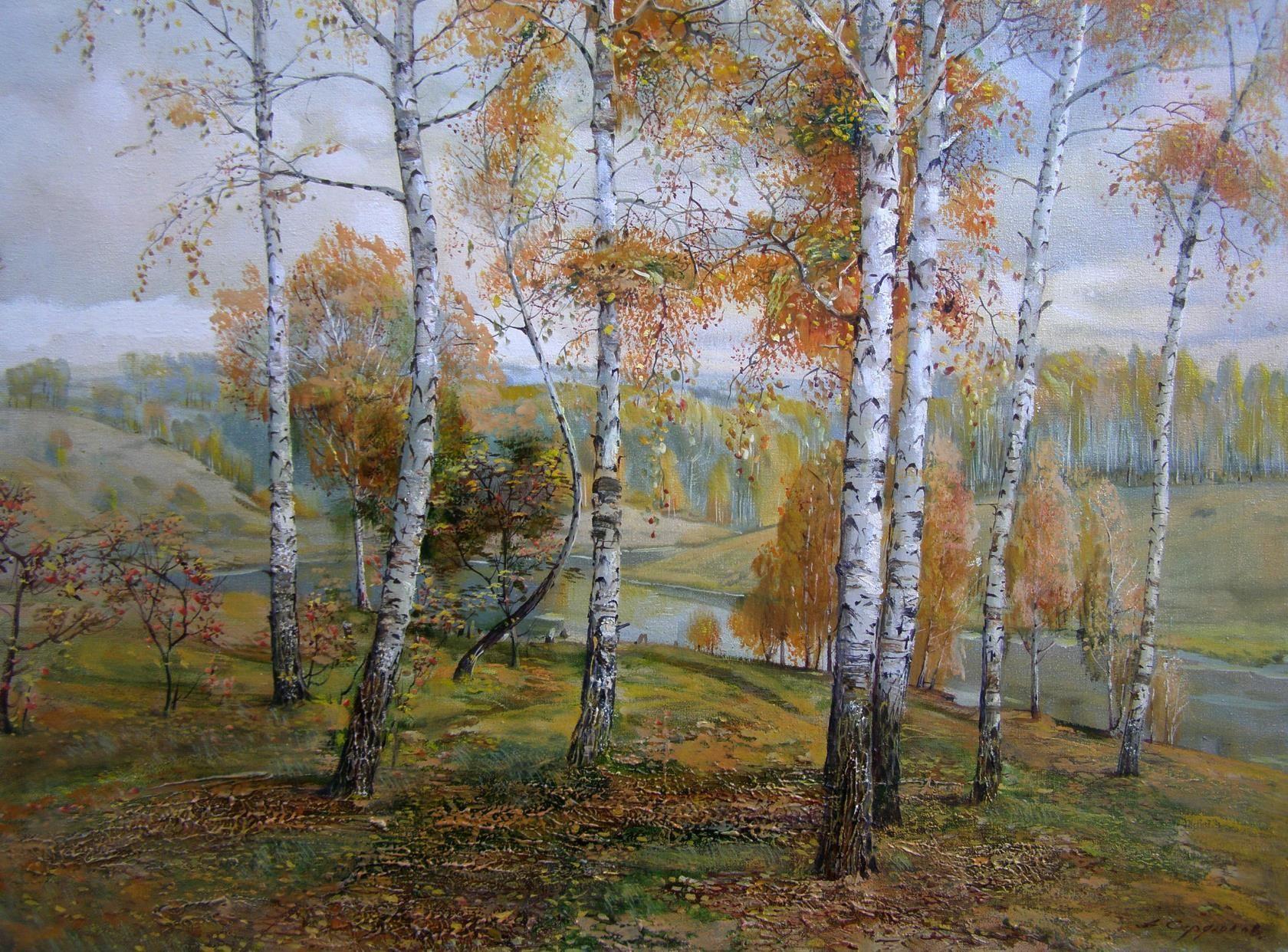 посвящён природным, лирический пейзаж картинки хай-тек