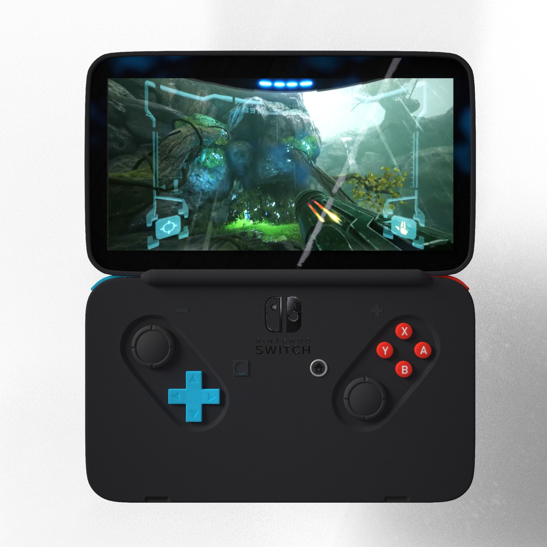 Pin By Ricardo Florez On Just Portable Gaming Console Game Gadgets Nintendo