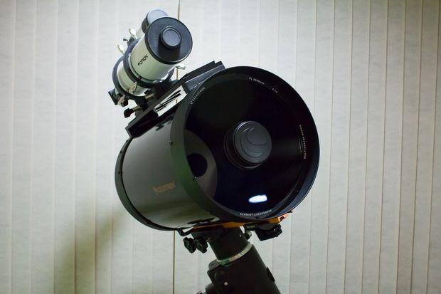 I actually videoed uranus through my telescope celestron c youtube