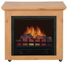 4,600 BTU CAMBRIA FIREPLACE from TSC Stores Canada $179 99