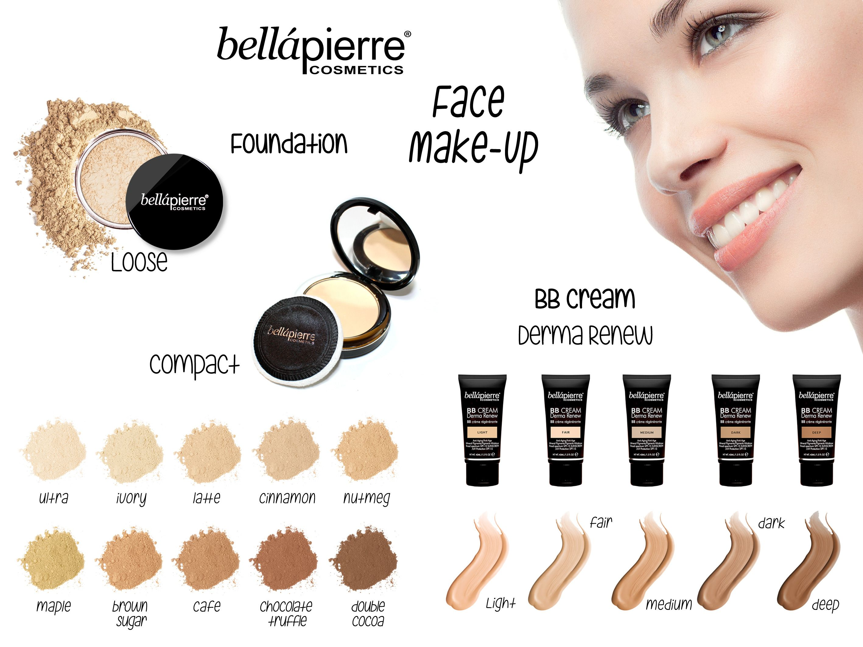 bellapierre #cosmetics #makeup viso ... #mineral #foundation, in ...