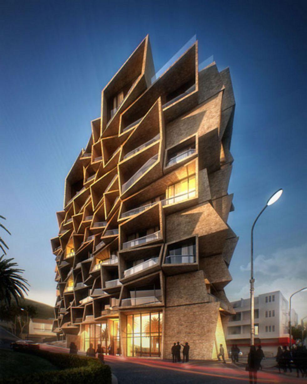 30 Amazing Apartment Design Collections You Have To Know | World  architecture festival, Architecture, Unique architecture