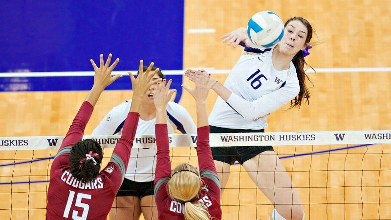 Voepel Five Players To Watch In Ncaa Women S Volleyball Tournament Volleyball Tournaments Women Volleyball Usa Volleyball