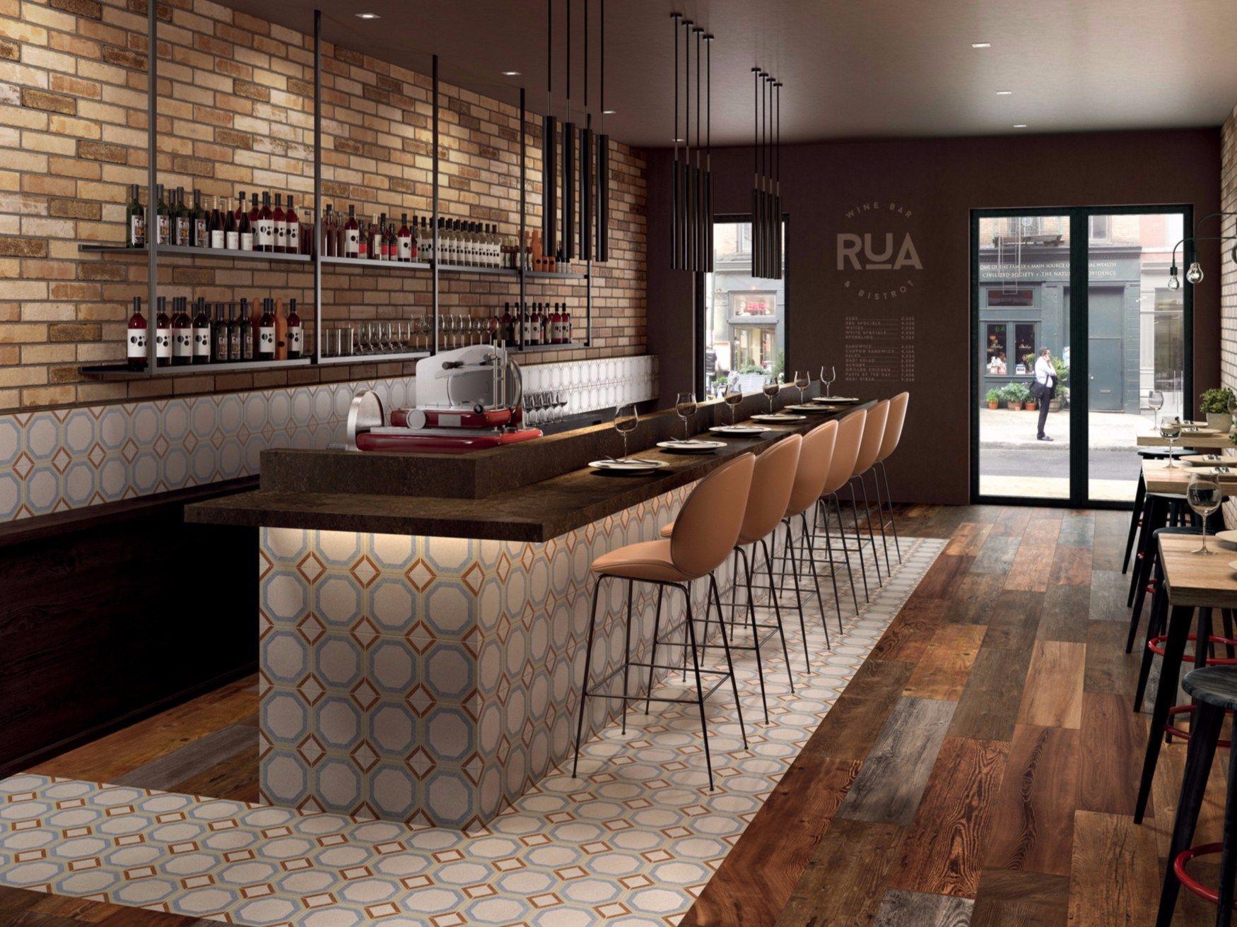 Full-body porcelain stoneware wall/floor tiles BRICKLANE by ...