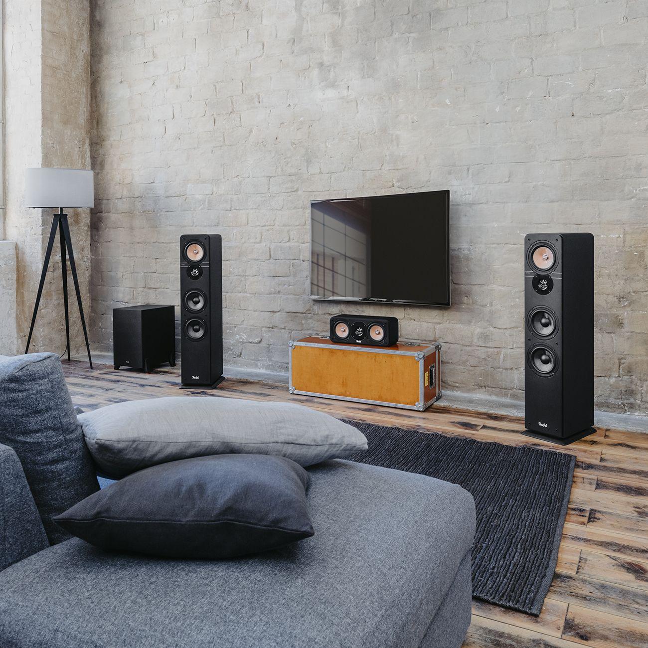 20.20-Heimkino-Set der Spitzenklasse mit Bestseller Lautsprecher