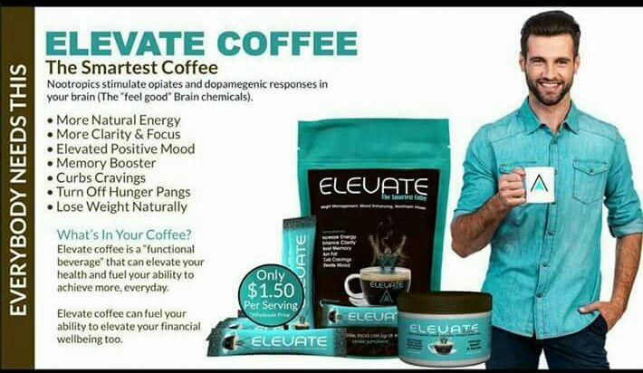 Elevate Brew Instant Coffee Exclusively Available Online Now At