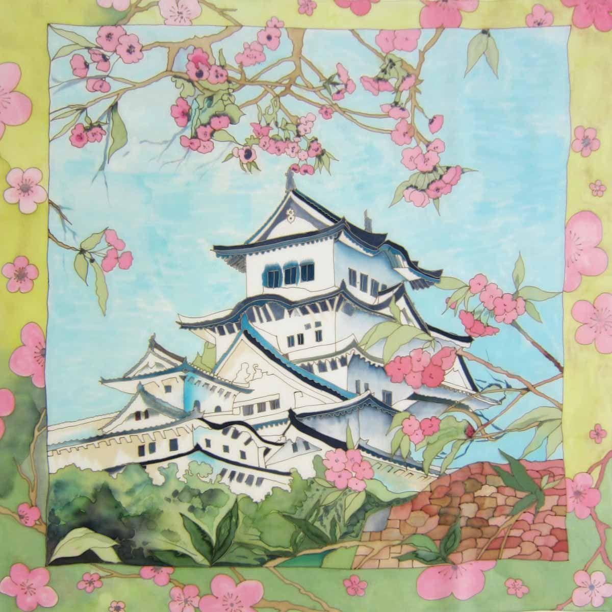 придания батик япония картинки приглашать