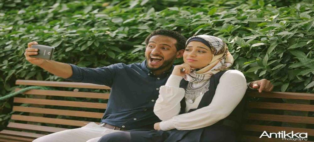 وليد ديدا ومريم صقر قصة حب ونجاح بدأت ومازات مستمرة Couple Photos Scenes Photo