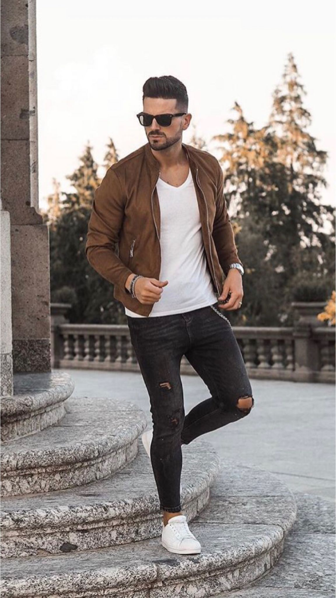 25 Awesome Street Style Outfits Moda Hombre Invierno Ropa Para Hombres Jovenes Moda Casual Hombre
