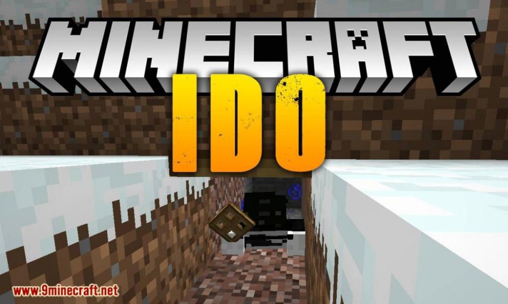 Ido Mod 1 12 2 Download Miinecraft Org In 2020 Minecraft Mods Mod Minecraft