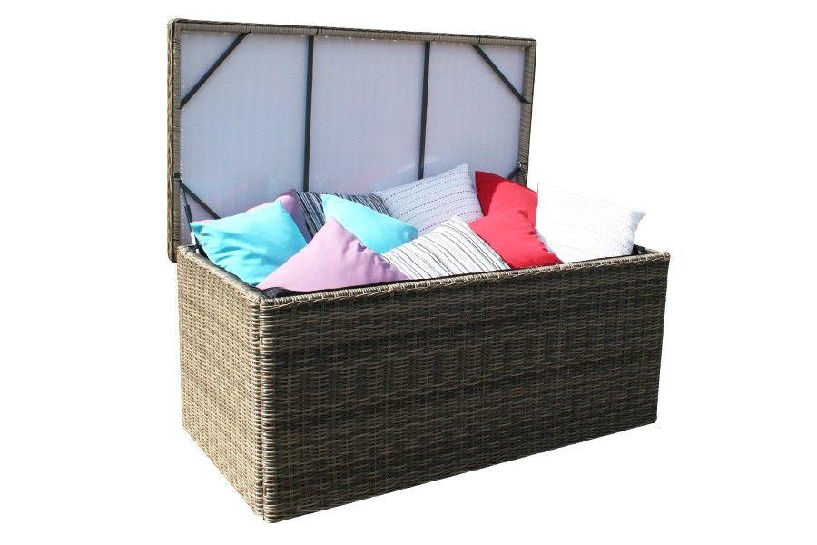 Wickerline Mayfair Outdoor Cushion Storage Box Covers Storage