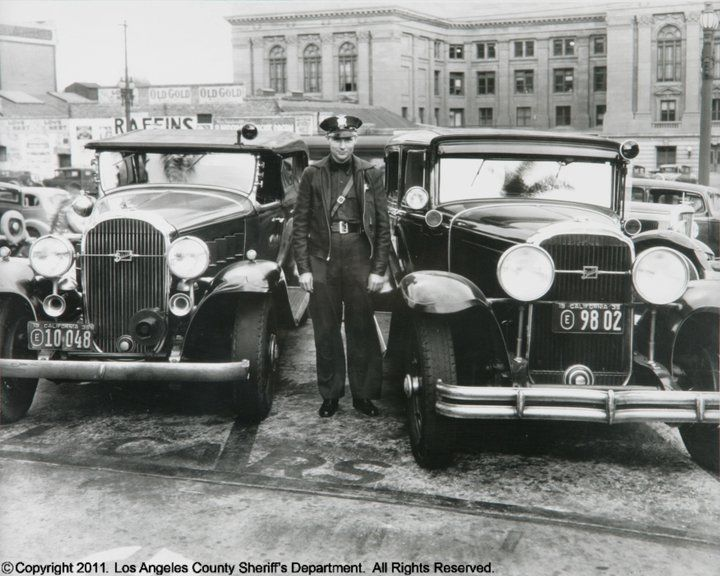 radio cars los angeles county sheriff police cars old police cars police pinterest