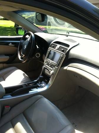 Make: Acura Model: TL Year: 2007 Exterior Color: Gray Interior Color: