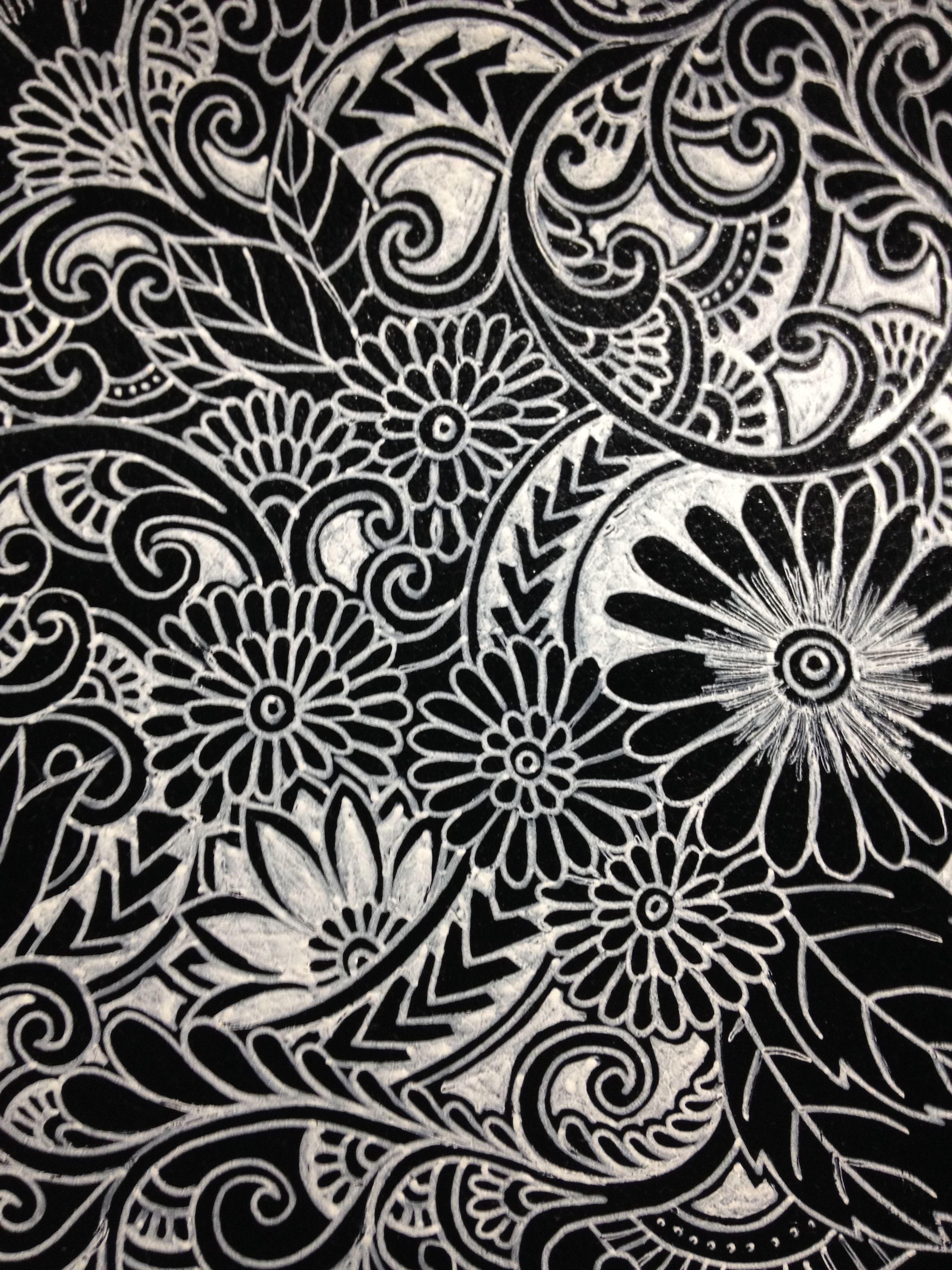 Botanical & tribal drawings  Noah's ART - https://www.facebook.com/pages/Noahs-ART/154658641235702