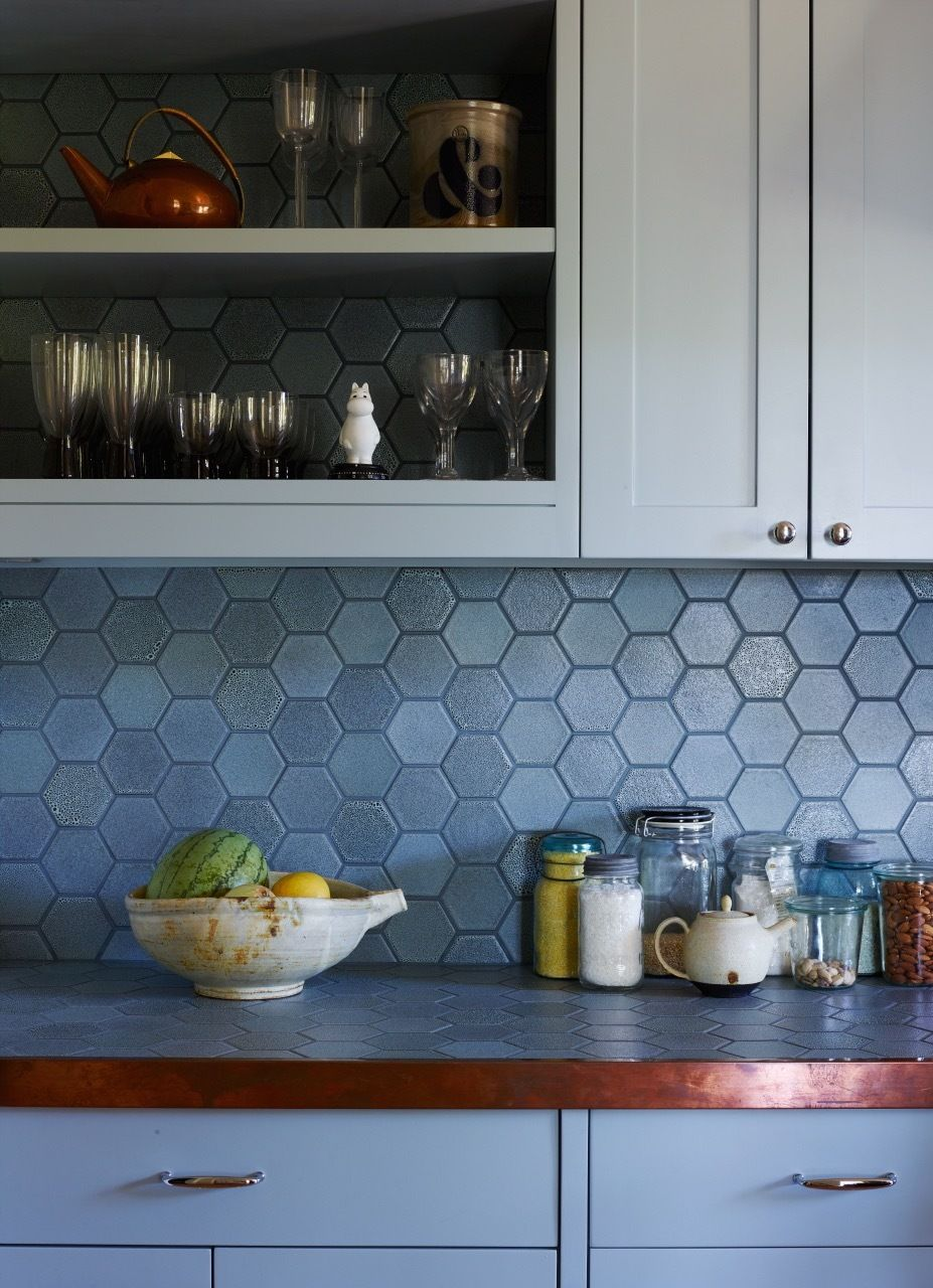 Best Photos from 25 Backsplash Ideas For Your Kitchen Renovation ...