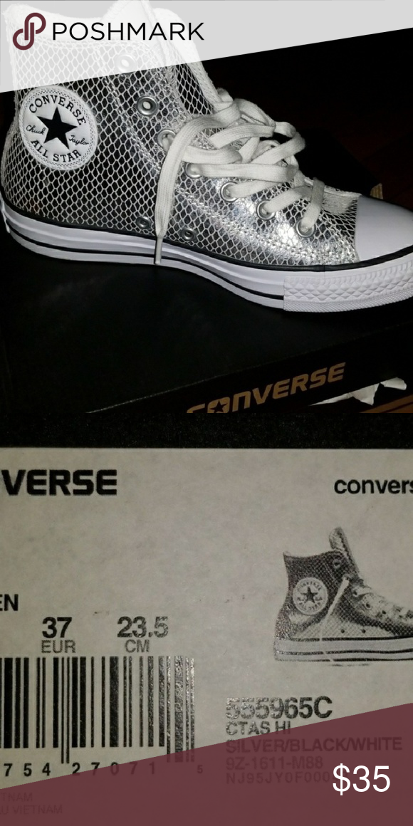 be32012c8fa0 CONVERSE SNEAKERS BRAND NEW NEVER BEEN WORN WOMEN S CONVERSE SZ 6.5 Converse  Shoes Sneakers