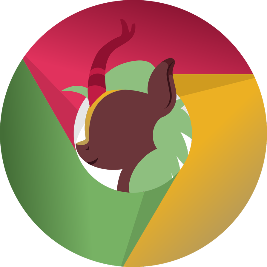 Cinder Glow google chrome app icon by arifproject Chrome