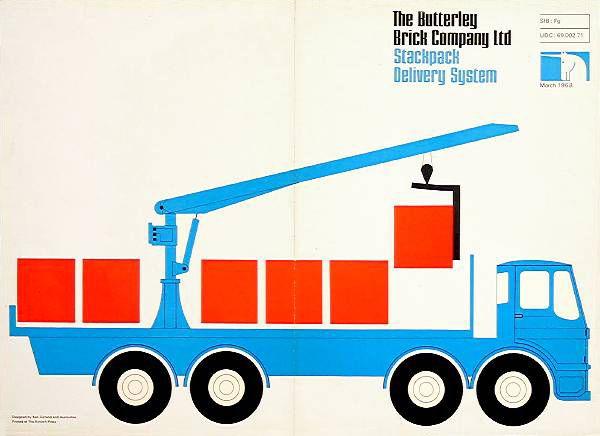 ken garland & associates:graphic design:butterley group of companies